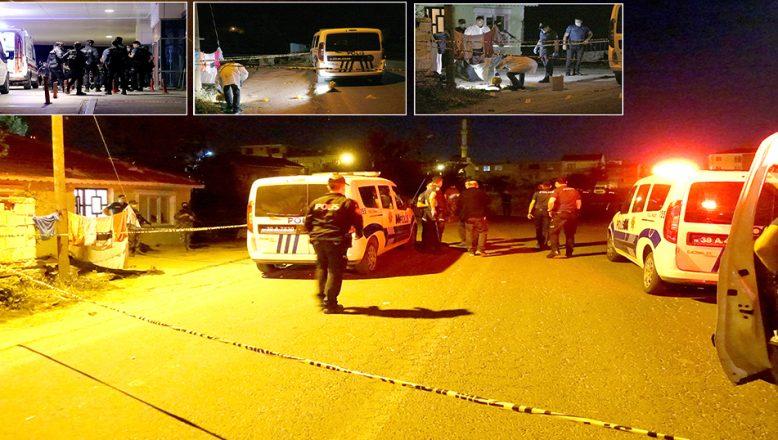 Şüphelinin yakınları, polise saldırdı