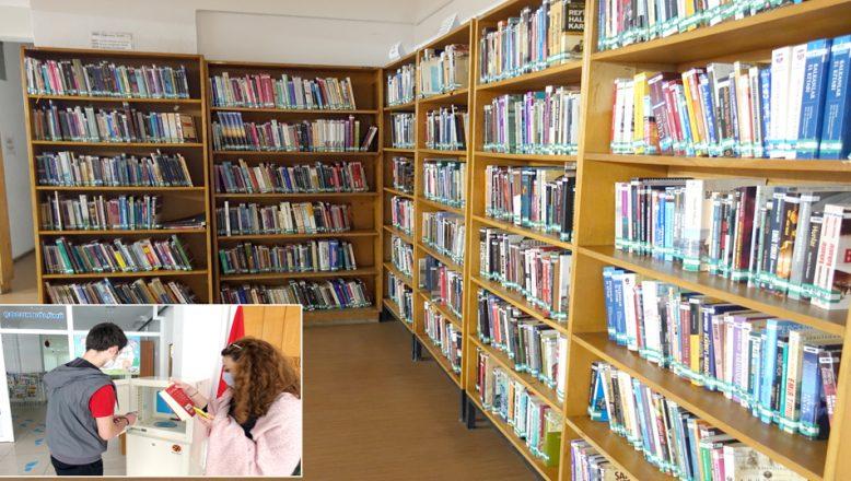 Kütüphaneler, okuyucularıyla buluştu