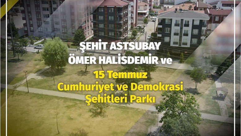 Şehit Ömer Halisdemir'in adı Edirne'de yaşatılacak