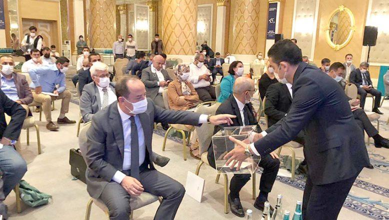Marmara Belediyeler Birliği encümen üyelerini seçti