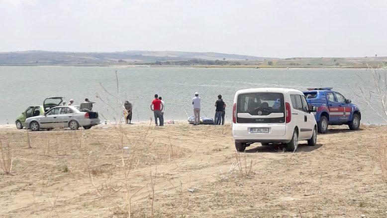 Barajda oltayla balık avına ceza yağdı