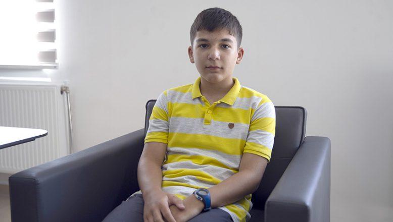 Edirne'nin LGS birincisi başarısını kitap okumaya borçlu