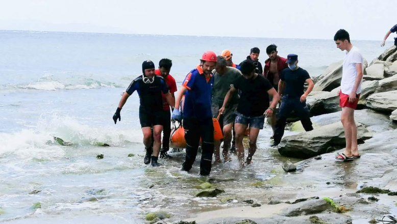 Deniz kenarında ceset bulundu