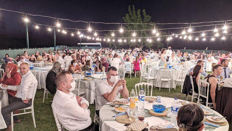 Edirne'de düğünler Kovid-19 tedbirleriyle yapılmaya başladı
