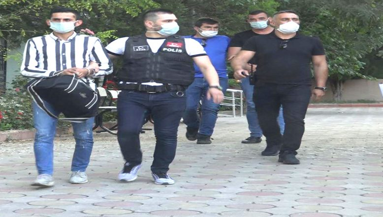 Fuhuş operasyonunda 2 zanlı tutuklandı