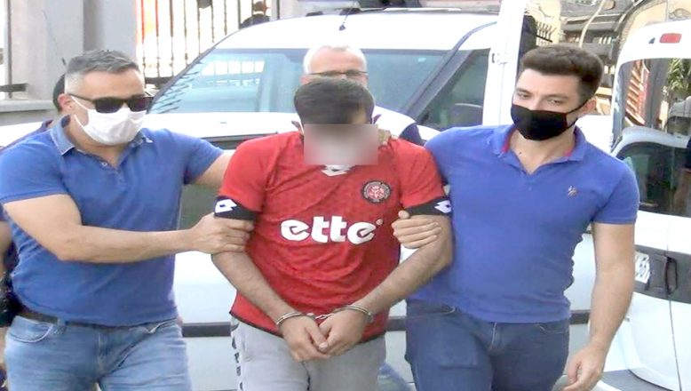 Kesinleşmiş hapis cezası bulunan hükümlü yakalandı