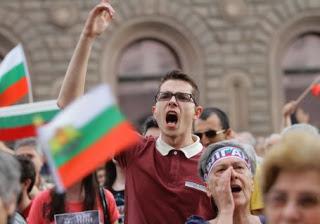 Bulgaristan vatandaşları Başsavcının istifasını istiyor!