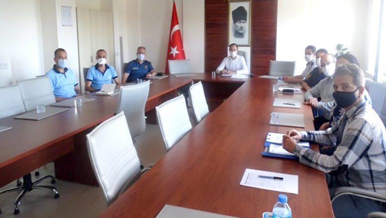 'Denizlerde Can ve Mal Güvenliği' toplantısı yapıldı