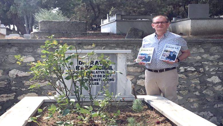 """""""Dr. Ratip Kazancıgil'in kaleminden Edirne"""" kitabı yayımlandı"""