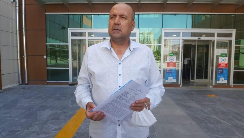 Meclis üyesinden başkana, devleti zarara uğrattığı iddiasıyla suç duyurusu