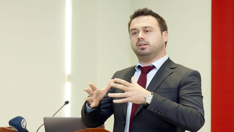TÜ Genel Sekreter Yardımcılığına İşçimen atandı