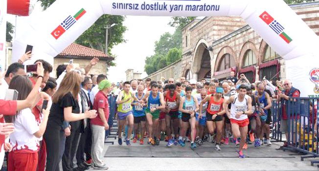 Maraton yine ertelendi