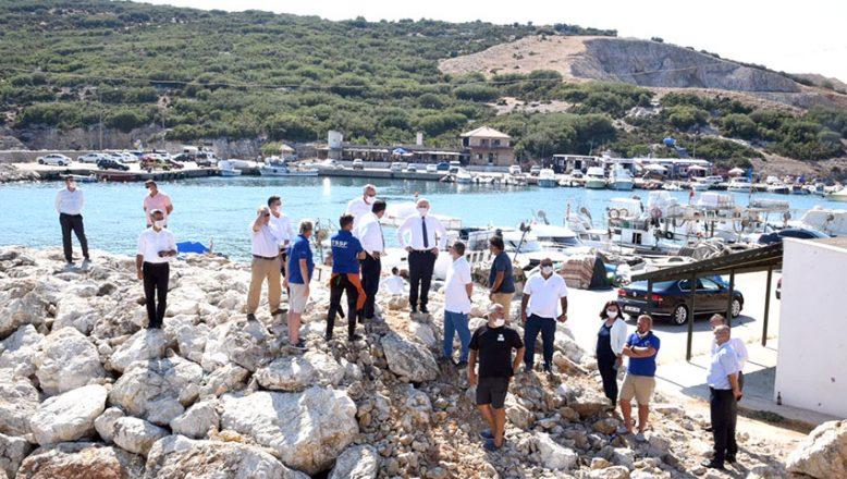 """""""İbrice"""" dalış turizminin yıldızı olmaya devam edecek"""
