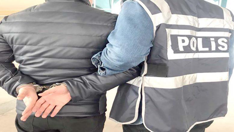 Çirkin paylaşıma tutuklama