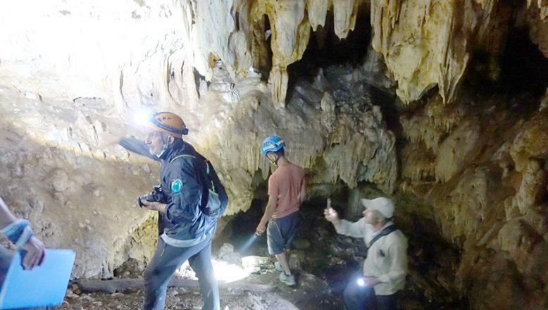 Trakya'daki mağaralar mercek altına alındı