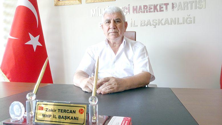 MHP'den 'doğal pazar'açılsın çağrısı!