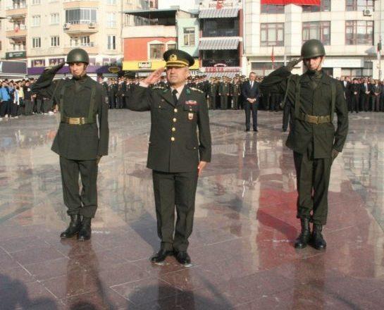 Tuğgeneral Cihanoğlu yeni Tugay Komutanı