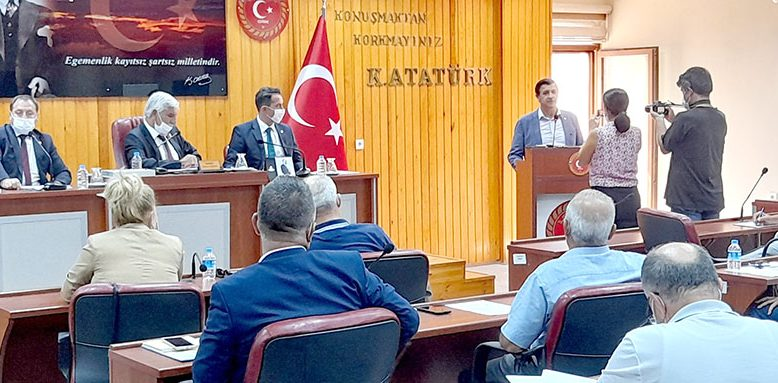 """Gaz bulundu, FSRU Limanı'na gerek yok"""