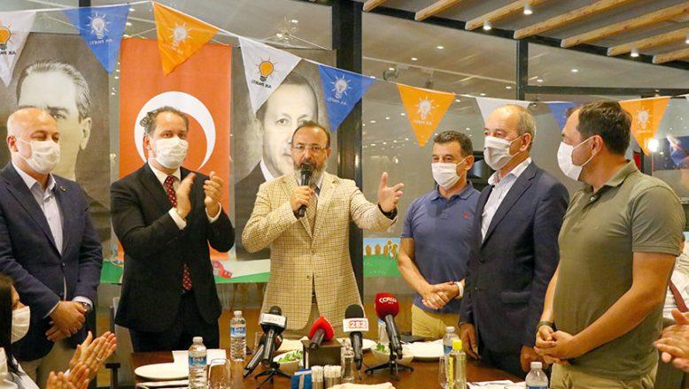 DSP'li belediye AK Parti'ye geçti
