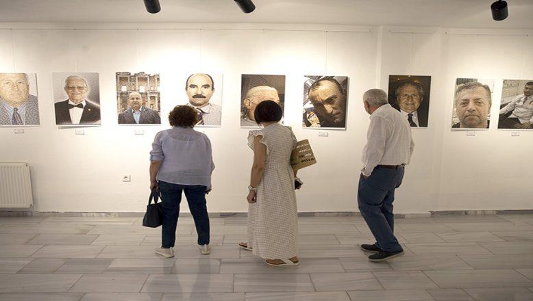 Hayatını kaybeden sağlık çalışanları, fotoğraf sergisiyle anıldı