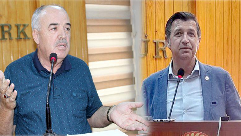"""Gaytancıoğlu, """"Muhatabım değil"""""""