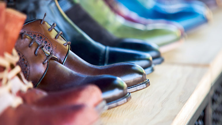 Uluslararası alıcılar Türk ayakkabısı için geliyor