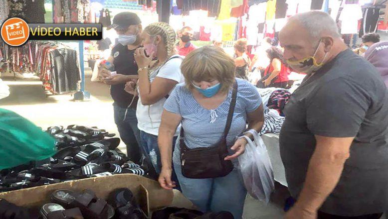 Ulus Pazarı'nda Bulgar Bayramı