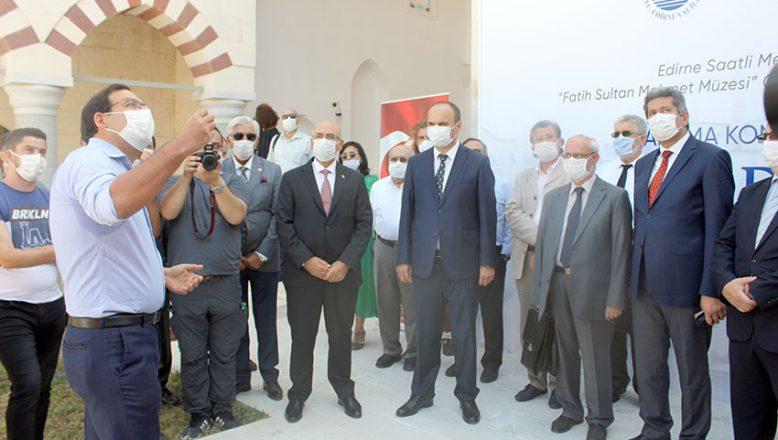 Fatih Müzesi için start verildi
