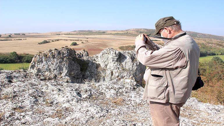 Edirne'de, Trak yerleşim alanı yakınında bulundu
