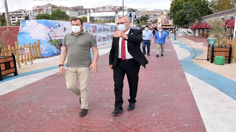Helvacıoğlu Tekirdağ çıkarması yaptı