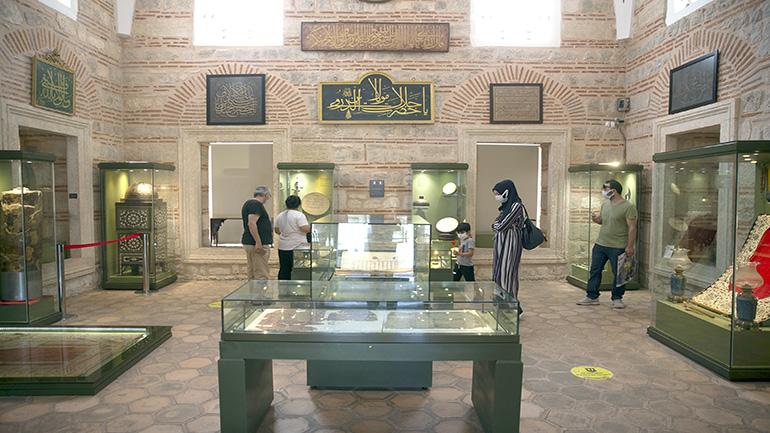 Müzelerle geçmişe yolculuk