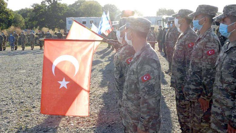 Balkan Ülkeleri Özel Kuvvetler Tatbikatı sürüyor