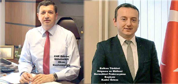 Balkan Türkleri hakındaki skandal ifadelere tepki yağıyor