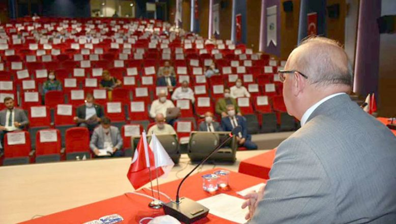 Trakya Belediyeler Birliği toplantısını yaptı
