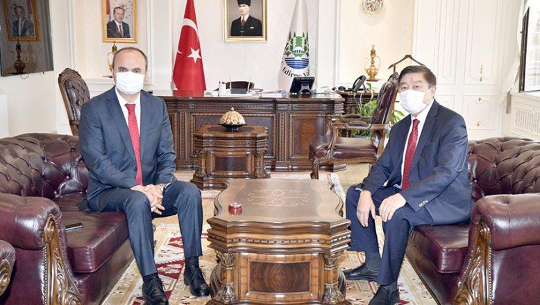 """Edirne """"Türk Dünyası Kültür Başkenti"""" olmaya aday"""