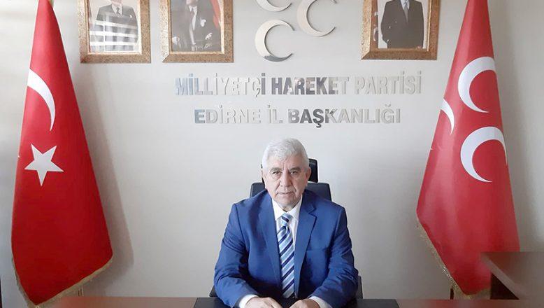 """Tercan, """"Karabağ Türk vatanıdır"""""""