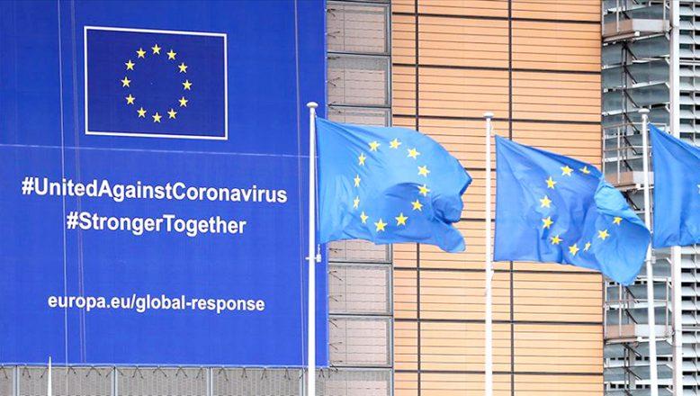 AB'den, 16 üyesine 87,4 milyar euro destek