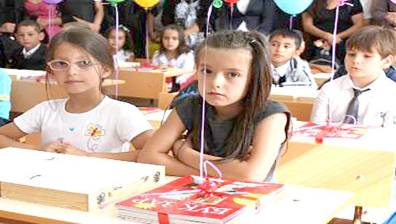Ülke genelinde yaklaşık 59 bin çocuk, ilk defa okula ayak bastı
