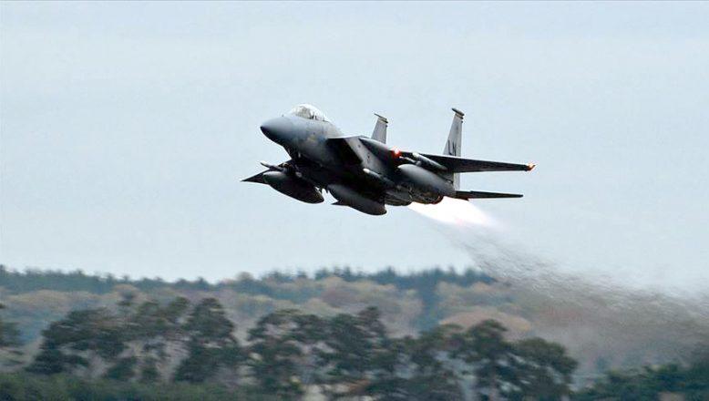 ABD jetleri Bulgaristan'ın hava sahasını koruyacak