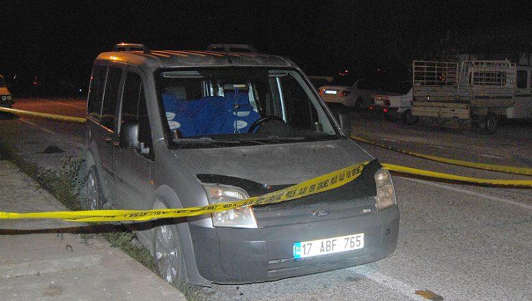 Bayramiç'te silahlı kavga; Bir yaralı