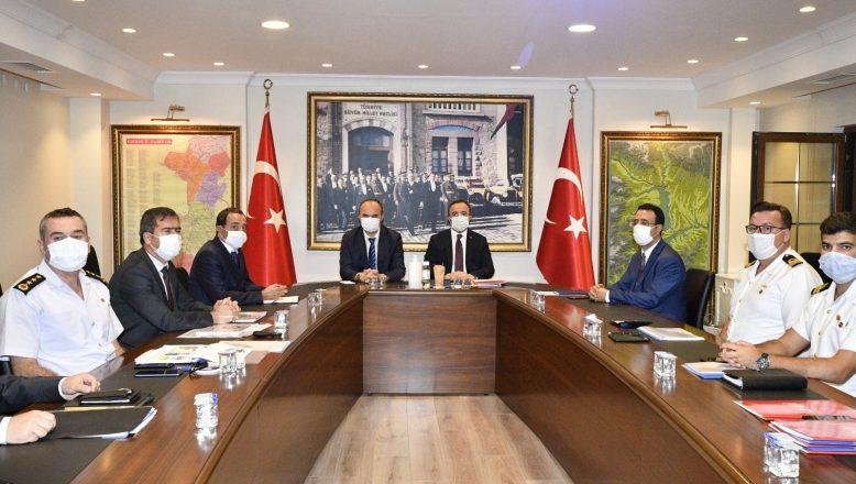 Bakan Yardımcısı Çataklı Edirne'de