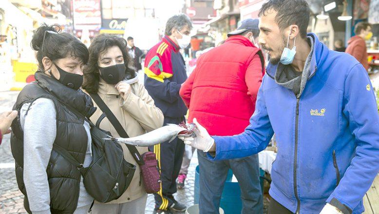 Bulgar turistlerin tercihi palamut