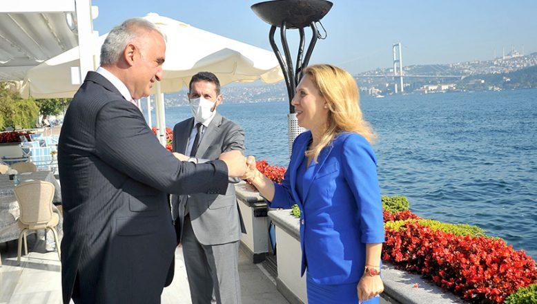 Türkiye'nin güvenli turizm alanlarını inceledi