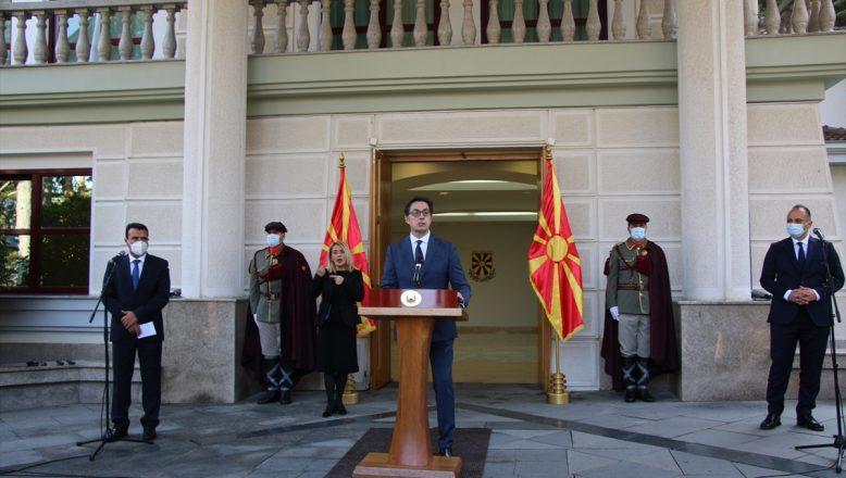 Cumhurbaşkanı Pendarovski: Durum son derece ciddi