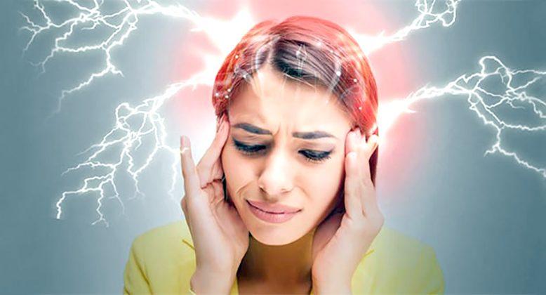 Migren ağrılarına dikkat çekti