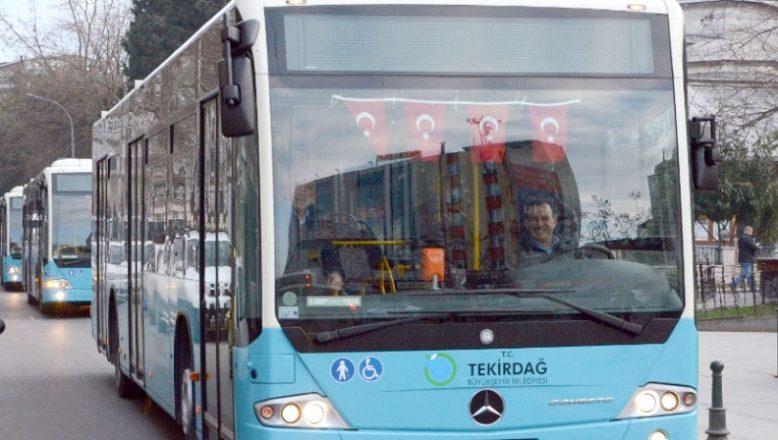 Ayakta yolcu alınması yasaklandı