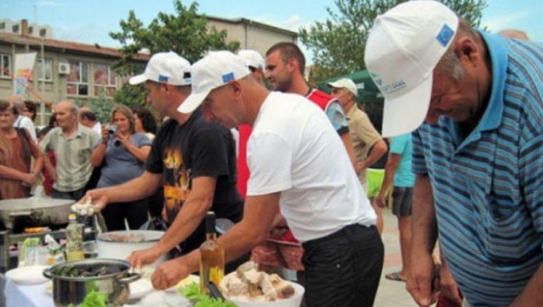 Ruse'de Tuna Mutfağı Festivali düzenleniyor