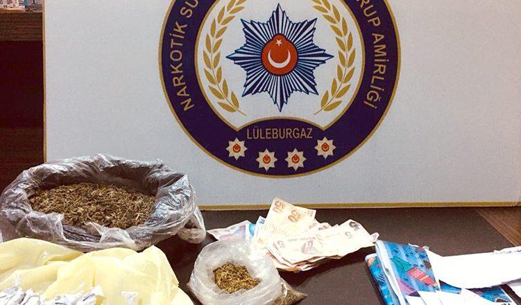 Uyuşturucu operasyonunda yakalanan dört zanlı tutuklandı
