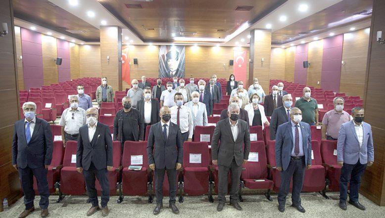 BRTK Edirne İstişare Toplantısı yapıldı