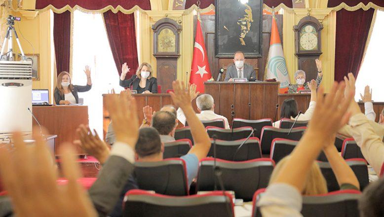 Belediye Meclisi Azerbaycan'a destek verdi